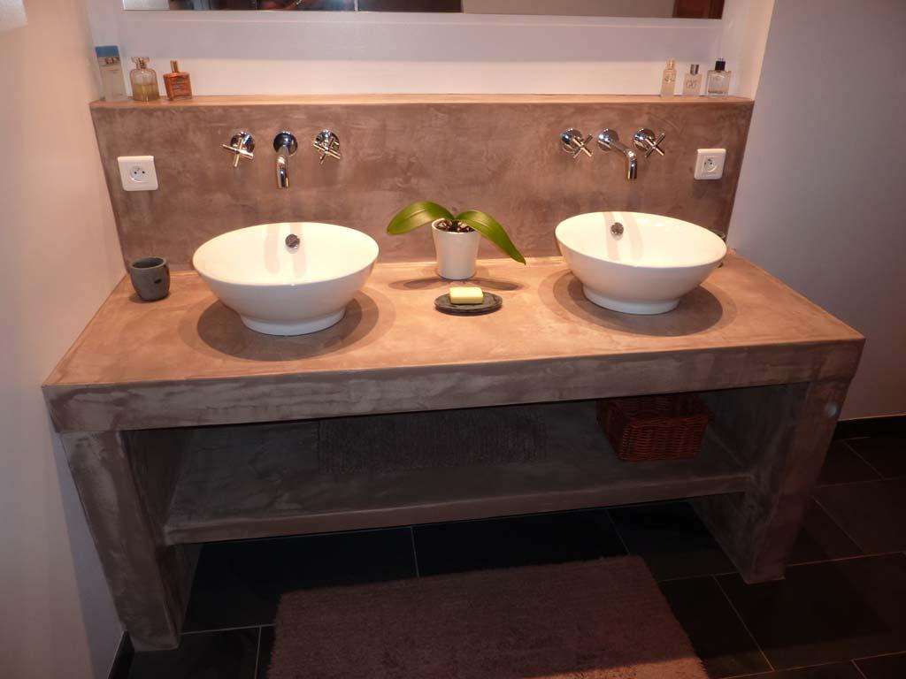sublimer sa maison avec le b ton cir cetis. Black Bedroom Furniture Sets. Home Design Ideas